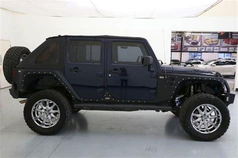 13 Jeep Wrangler Lifted Fox Shocks 20 Inch Xd Wheels