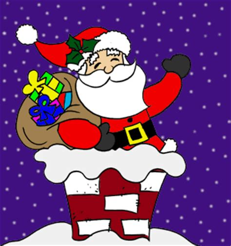 Santa Claus Desktop Free Santa Claus Moving On Free Clipart Clipart Flags Clipart