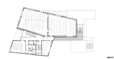 architecture floor plans gallery of strasbourg of architecture marc mimram
