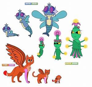 new pokemon ideas images