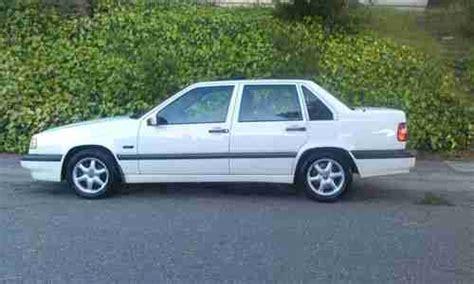 buy  clean rust   volvo  glt sport sedan