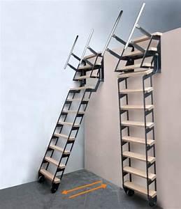 Escalier Escamotable Grenier : zip up chelle escalier escamotable ~ Melissatoandfro.com Idées de Décoration