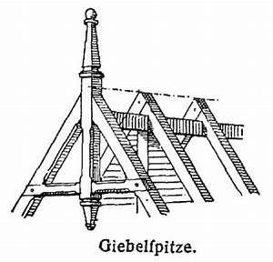 Bezeichnungen Am Dach : giebelspitze ~ Indierocktalk.com Haus und Dekorationen