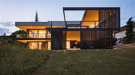 Die Moderne Haus by Schweizer Magazin F 252 R Bauen Wohnen Haus Und Garten Das