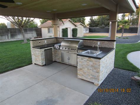 outdoor kitchen construction wake construction merced county s general contractor