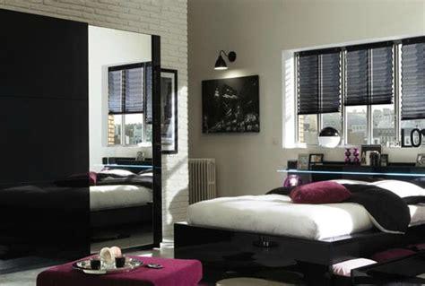 bureau dans une armoire une chambre de style loft yorkais