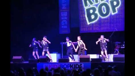kidz bop kids  concert experience youtube