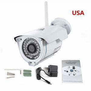 Camera Wifi Exterieur Sans Fil : wifi sans fil ip cam ra ir onvif surveillance r seau ~ Melissatoandfro.com Idées de Décoration
