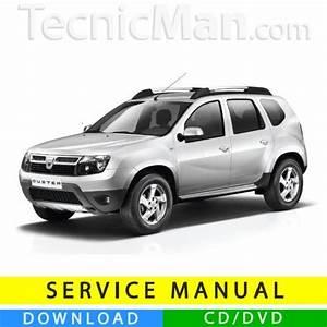 Dacia Duster Service Manual  2010
