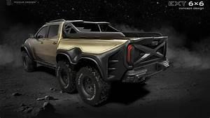 Mercedes Class X : mercedes benz x class 6x6 pickup truck incoming ~ Melissatoandfro.com Idées de Décoration