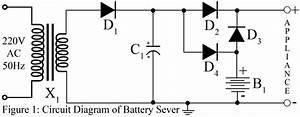 Battery Saver Circuit