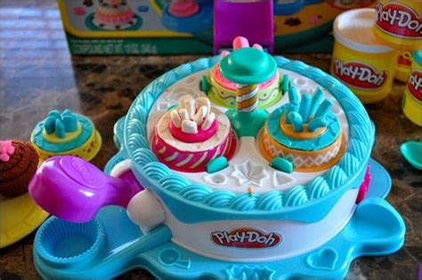 play doh cake play doh cake station to the world 6639