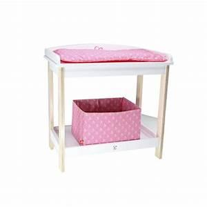Accessoire Table à Langer : hape table langer jouet bois ~ Teatrodelosmanantiales.com Idées de Décoration