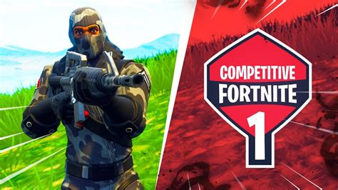 competitive fortnite game part  youtube