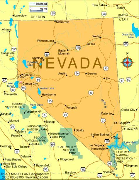 Atlas: Nevada