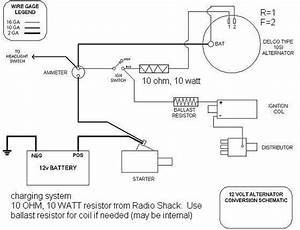 Allis Chalmers 6 Volt Wiring Diagram