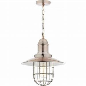 Dar lighting terrace single light ceiling pendant in