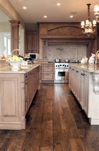 kitchen wood flooring ideas 30 stunning kitchen designs style estate