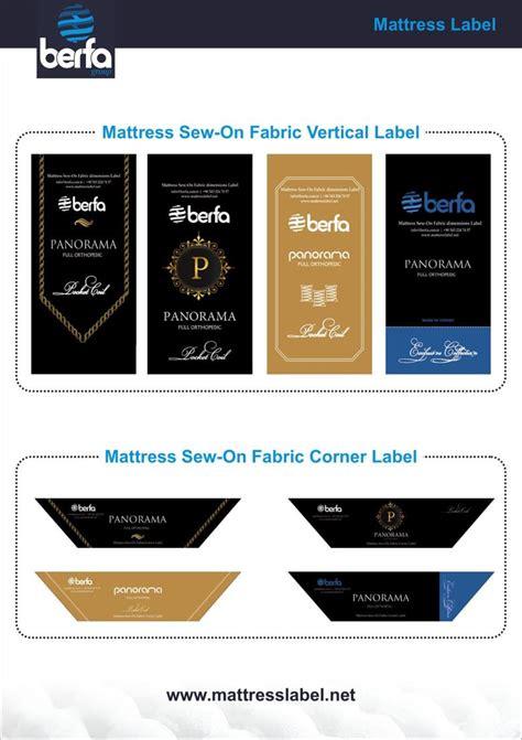 mattress label mattress stickers bed labels bed stickers