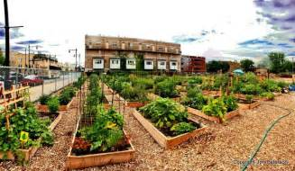 Chicago's Peterson Garden Project  Built For Victory