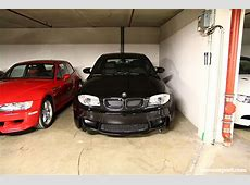 Some more new Black 1M Pics from BMW M headquarters today