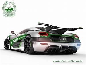 Will This Koenigsegg One:1 Be Dubai's Next Police Car ...