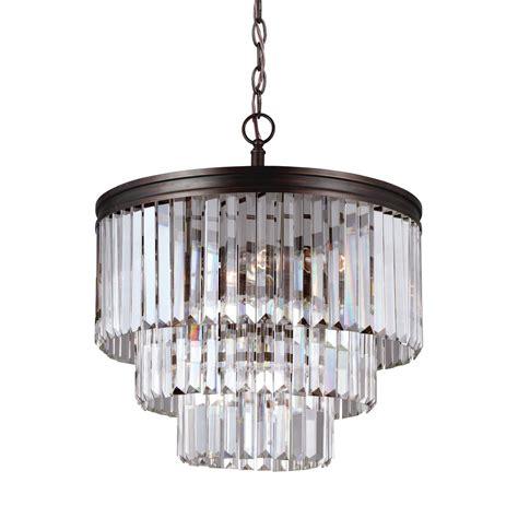 sea gull lighting chandelier sea gull lighting carondelet 4 light burnt sienna