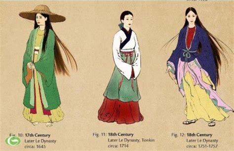 Sự Phát Triển Của áo Dài Việt Nam Qua Tranh Vẽ « Tin Đa Chiều