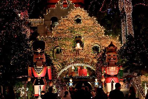 mission inn festival of lights in riverside ca
