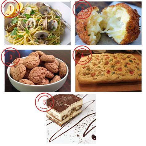 cuisinistes italiens quiz cuisine italienne