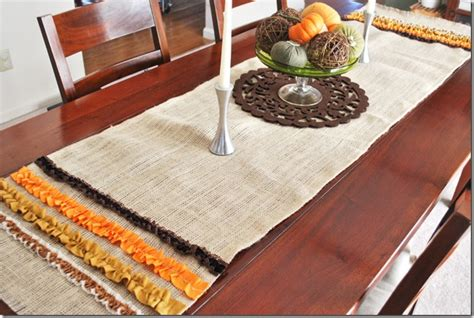 Quick & Easy Thanksgiving Table Setting Ideas