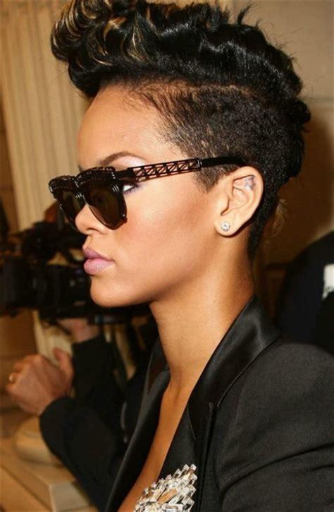 Latest Rihanna Hairstyles 2014   Hairstyles 2018