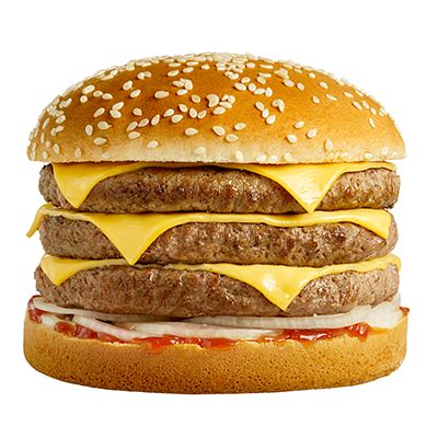 Triple Cheese  Commandez Votre Hamburger Speed Burger
