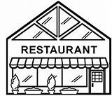 Pages Town Coloring Restaurant Colouring 3d Buildings Create Building Community Draw Simple Sheets Restaurants Fun Explorers Nurture Young Cut Lesson sketch template