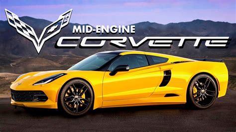 C8 Corvette News by 2019 Chevrolet Corvette C8 Best New Cars For 2018