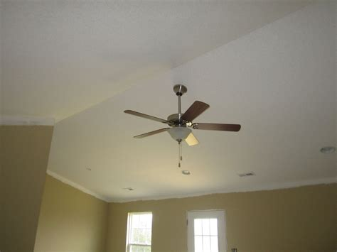 ceiling fan for angled ceiling sloped ceiling adapter for lighting finest monte carlo