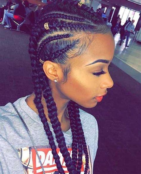 20+ Braids For African Hair  Hairstyles & Haircuts 2016
