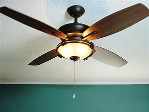 Ceiling lighting scintillating hunter fans with