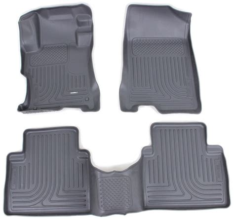 floor mats honda accord floor mats for 2012 honda accord husky liners hl98402
