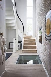 Deco Bois Et Blanc : 1001 id es pour r aliser une d co mont e d 39 escalier originale ~ Melissatoandfro.com Idées de Décoration