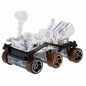2014 Hot Wheels Mars Rover - Pics about space