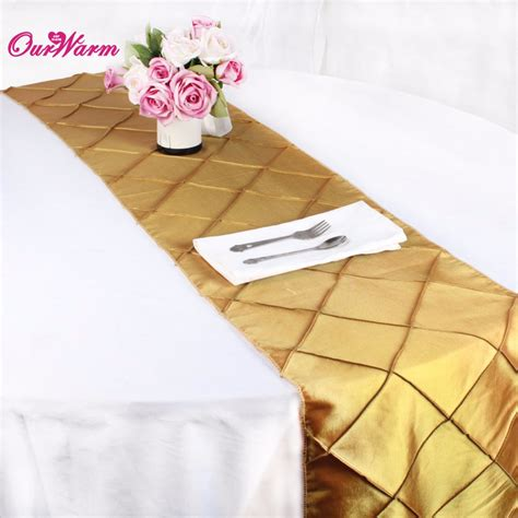wedding table cloth runners elegant stain table runners for wedding decoration 30