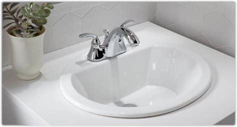 Kohler K-bryant Oval Self-rimming Bathroom Sink