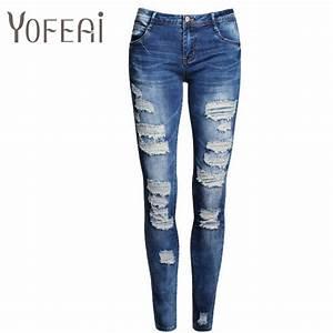 YOFEAI NEW 2017 Women Pants Fashion Sexy Jeans for Women ...