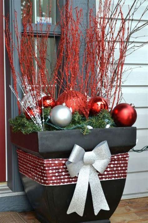 Weihnachtlich Dekorieren Aussen by Weihnachtsdeko F 252 R Draussen Macht Weihnachten Zu Einem