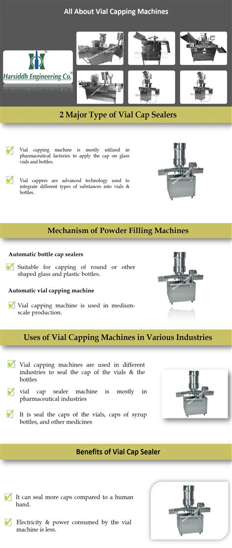 vial capping machines