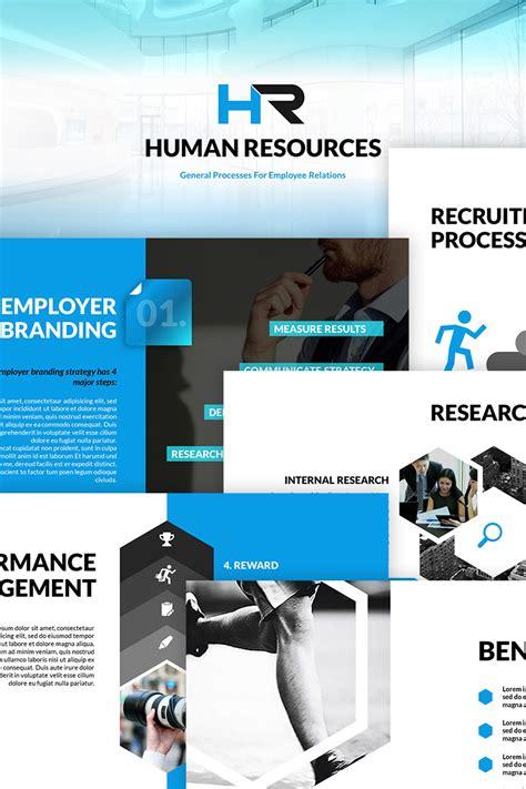 hr process powerpoint template
