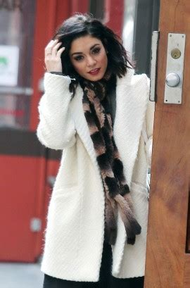 Vanessa Hudgens Style - Out in New York City, March 2015 ...