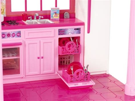 barbie  story dream townhouse buy   uae toys