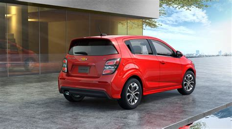Chevy Sonic Hatchback Review by 2017 Chevrolet Sonic Gm Authority